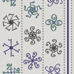 Math - purple