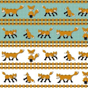 Circle Fox Stripe 2