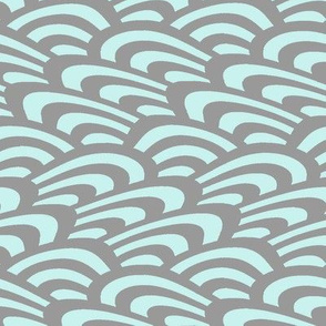time warp scallop - cloudy