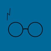 Blue Glasses Alt.
