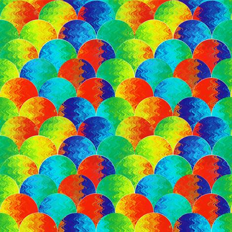 Rainbow Ripple Scales