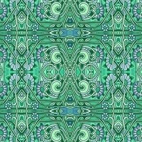 Celtic Daisy Toss Greens