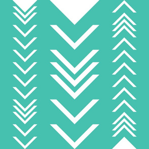 Arrows Teal