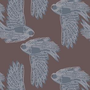 WINGED BIRD