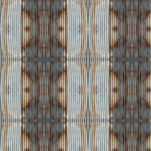 Rusty Fence, Ikat 1