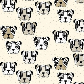 dogs and dots creme
