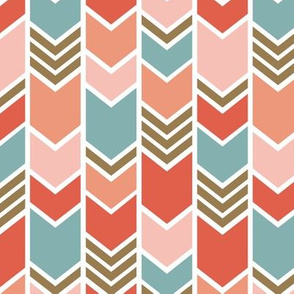 Romantic Chevron