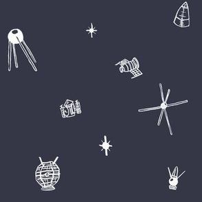 little sputniks