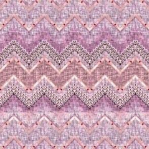atlantis chevron lavender pink