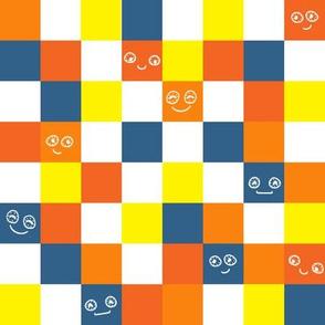 Happy Math Eyes Coordinate