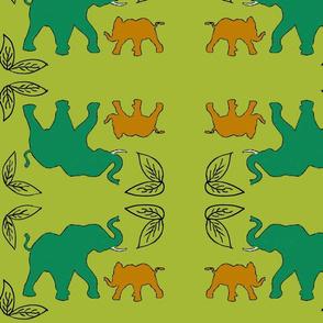 Hydro Elephants