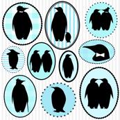 Penguin Portraits