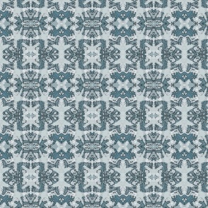 blue gray abstract