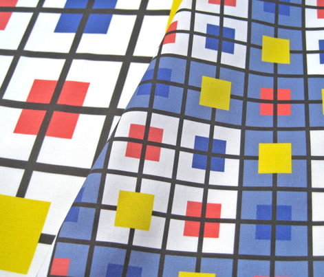 A plaid for Mondrian