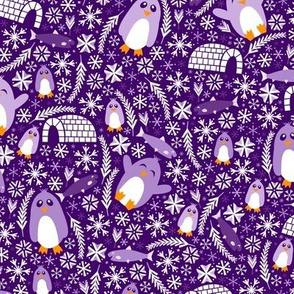Penguin Wonderland