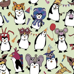 Party Penguins Small