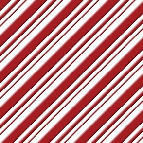 Candy Cane Stripe 3D