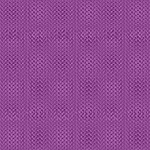 1:6 Scale Herringbone - Purple