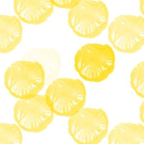 Shades of Spoonflower #ffd900