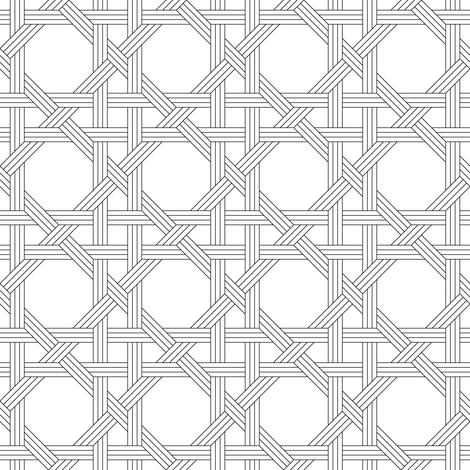 octagon weave in 3