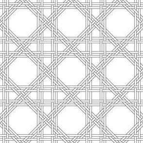 octagon double-weave