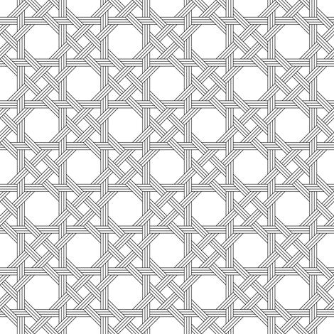 octagon X weave in 3