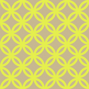 Mellow Neon and Neutral Yellow