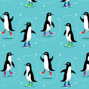 Hightop Penguins!