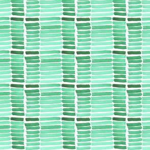 Bold Green Strokes