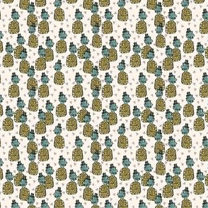 Pineapple - Cream Xtra Tiny Version by Andrea Lauren