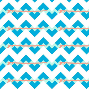 Chevrons and Surfboards