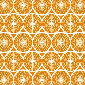 Spinning Wheel - Orange