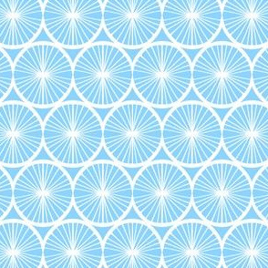 Spinning Wheel - Light Blue