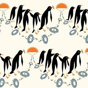 Pingviini...