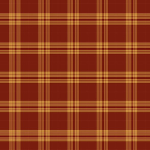 Prairie Dog Plaid