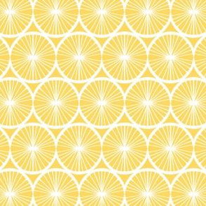 Spinning Wheel - Yellow
