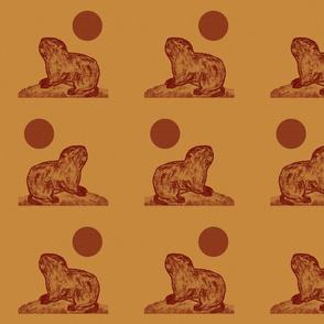 Prairie Dog a/k/a Oklahoma's Groundhog!