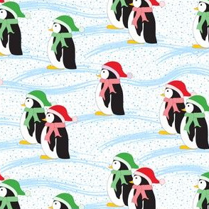 Merry Penguins