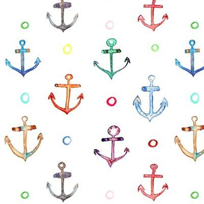 Anchors large