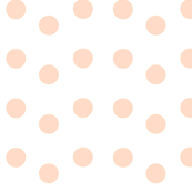 Scattered Blush Polka Dot-ch