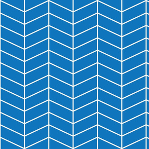 bluechevronlines