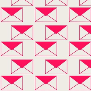 Envelop Envelopes in Fuchsia