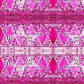 in Style Math Pink