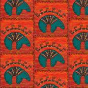 Southwestern Turquoise Bear