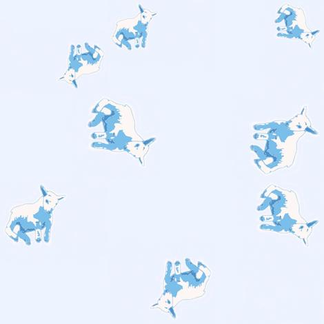 Many Ditzy Lambs