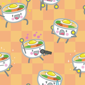 Bibimbap Friends! ~Meet Mr. Bibimbap!~