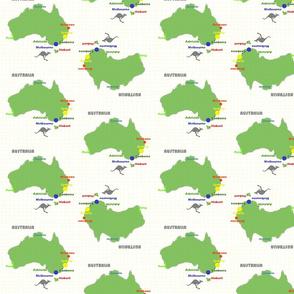 Cities of AUS