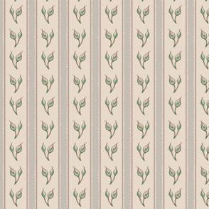 Rosebud Wallpaper Small