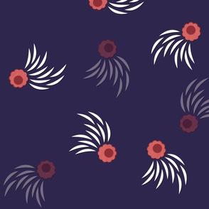 Koi Flowers