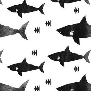 shark attack - elvelyckan